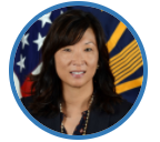 Official Head Shot of Joo Chung, DoD