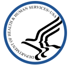 Logo of the Deparement of Health and Human Services